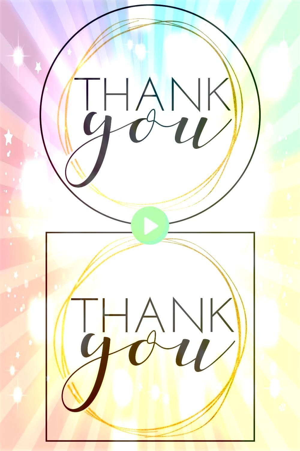 Thank you Tags Download these free thank you gift tags today and make your gift or favor extra special with not a lot of workPrintable Thank you Tags Download these free...