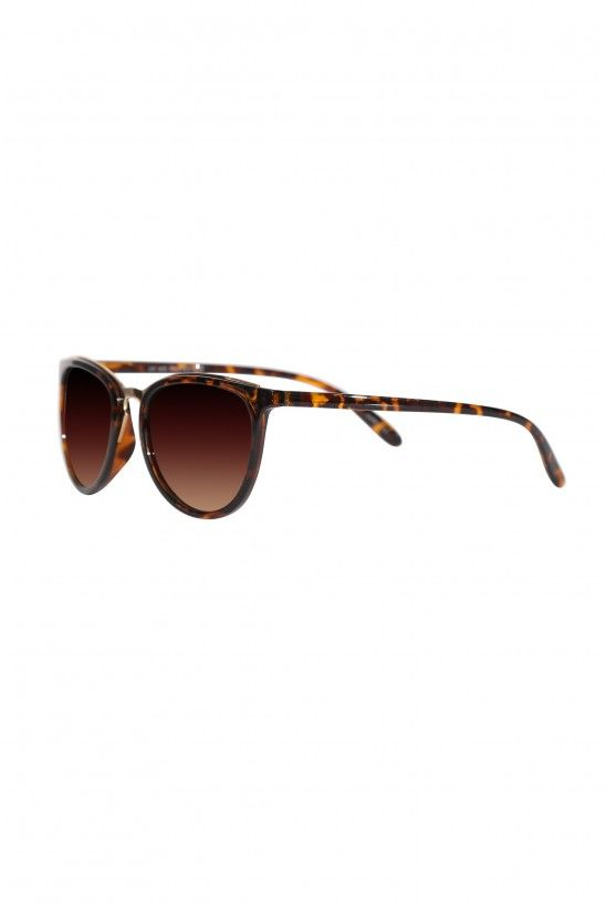 Wendy Sunglasses in Brown | Necessary Clothing