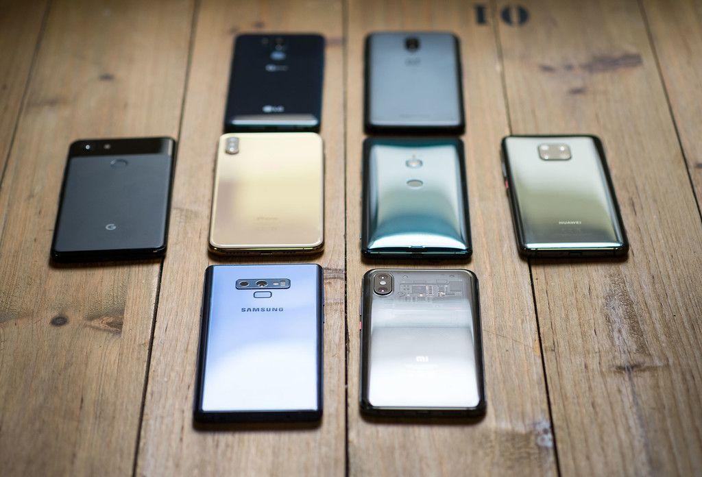 Pin En Smartphones