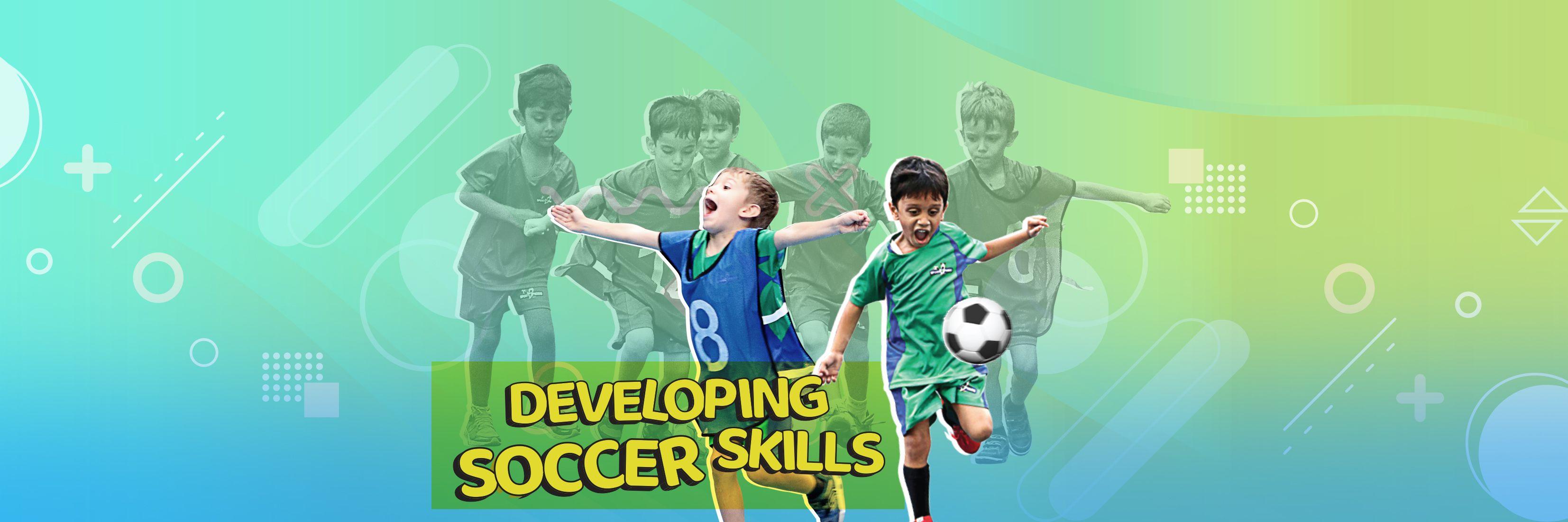 Pin By Sport4kids On Www Sport4kids Sg Soccer Skills Skills Development