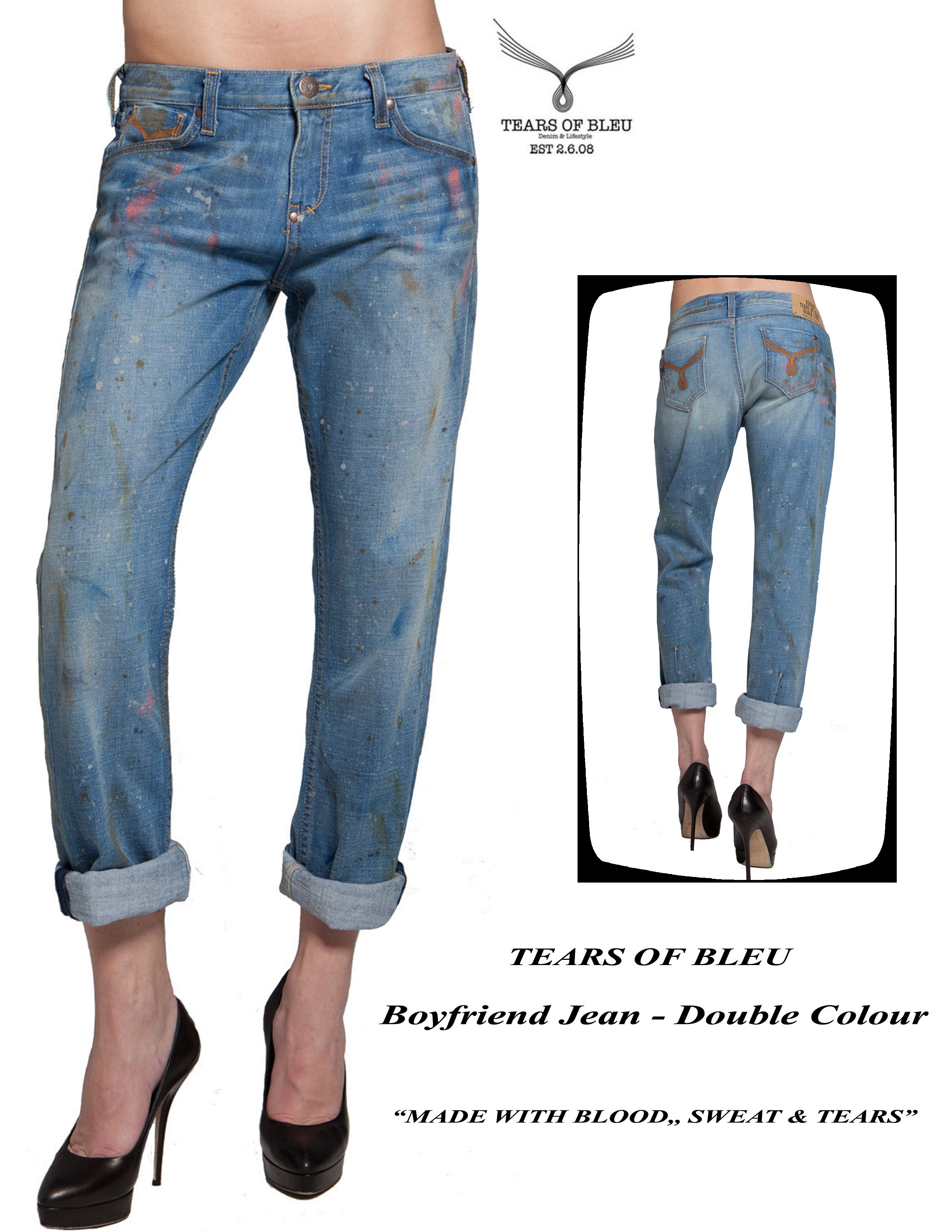 MY BOYFRIEND JEANS ROCK. Wear them with heels and a simple white T shirt.