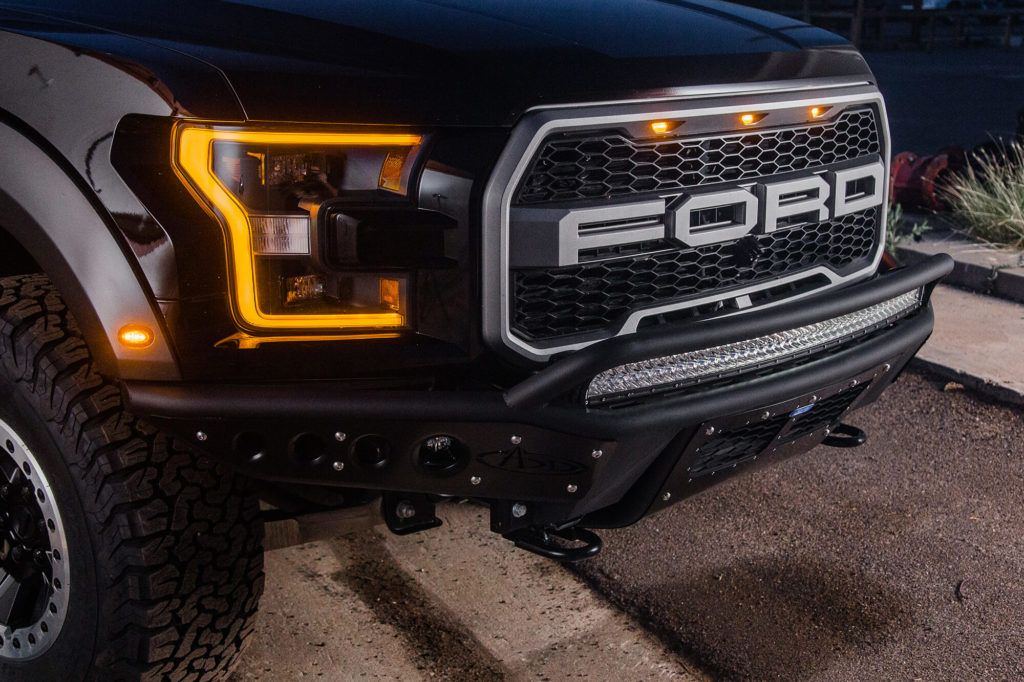 2017 Ford Raptor Custom Bumpers Camionetas