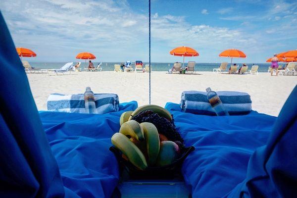 4 Unbeatable Cabana Experiences http://bit.ly/29fW6g1 http://bit.ly/29ng5NM