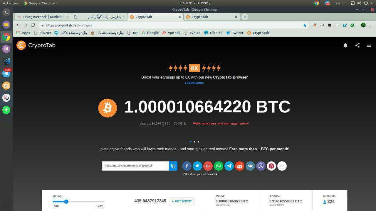 browserul web bitcoin mining)