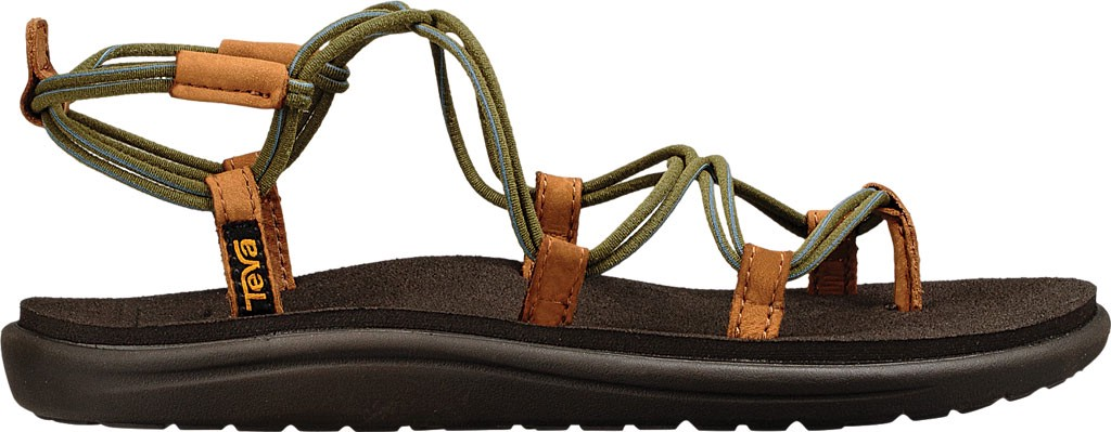 3403a27f42b8 Teva Voya Infinity Strappy Sandal - Tropical Peach Textile 9