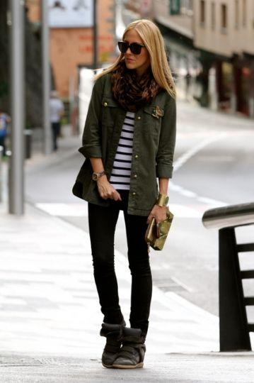 Stylosis.com | Leopard & stripes by stylelovervicky