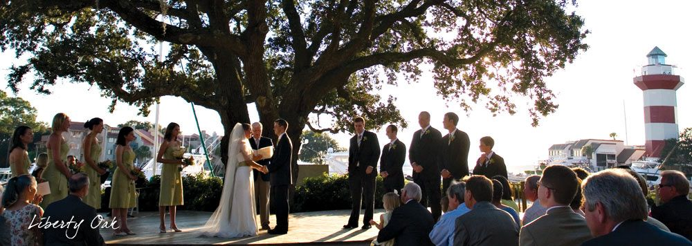Sea Pines Wedding