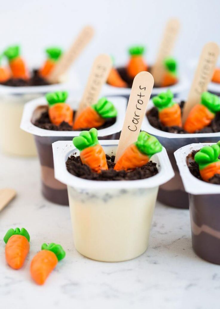 Photo of Spring Pudding Cups
