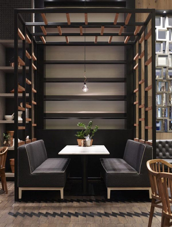diversity and warmth showcased by rustic cotta cafe in melbourne