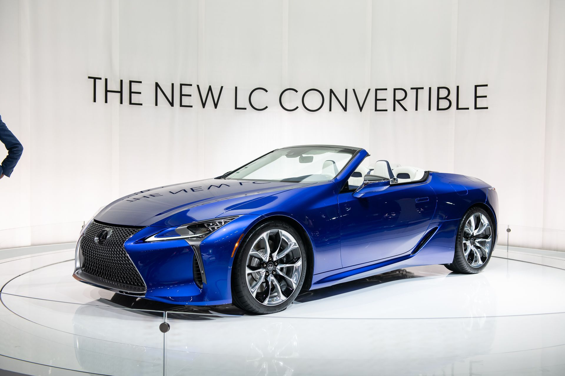 2021 Lexus Lc 500 Convertible Worth New Evaluation 2021