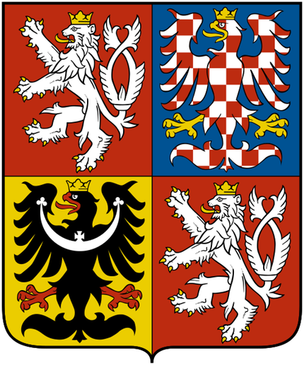 Coat of arms of the Czech Republic
