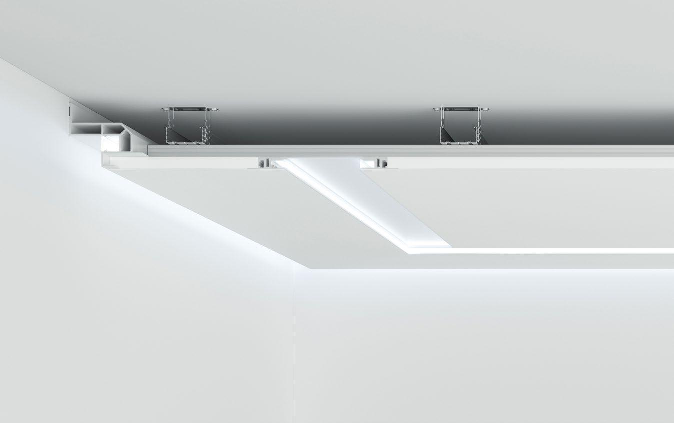 Linearbeleuchtung Beschreibung Lunox Gmbh In 2020 Lineare Beleuchtung Beleuchtung Deckenlicht