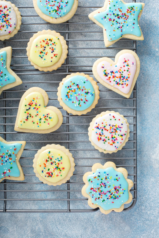 The Best Sugar Cookie Recipe Ever | Lauren's Latest