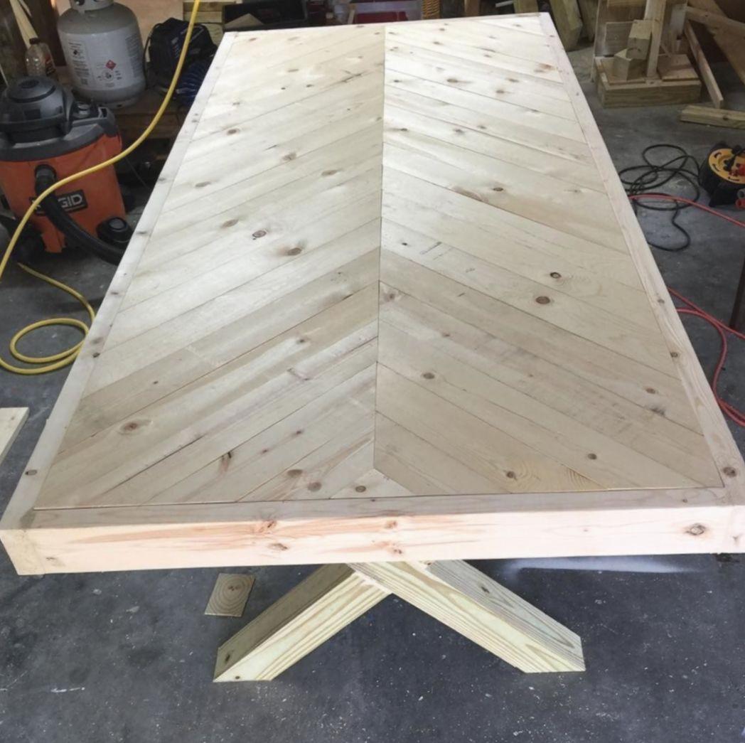 10 Diy Table Top Cheap Diy Table Top Wood Table Diy Diy Table