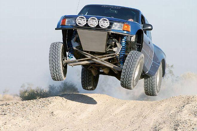 1993 Ford Ranger Prerunner Off Road Magazine Ford Ranger Ford Ranger Prerunner Ranger