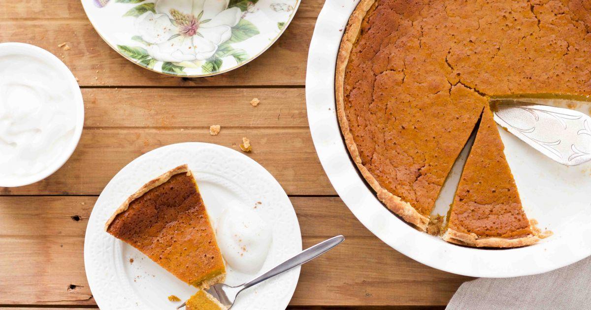 Low FODMAP Rustic Pumpkin Pie | Low fodmap snacks, Fodmap ...