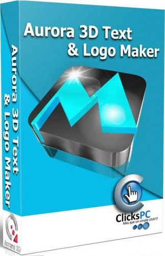 Free Downlolad Aurora 3D Text & Logo Maker Crack With Serial