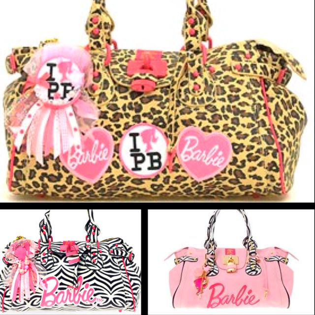 Paul S Boutique Barbie Bags I Ve Been Wanting One Of These Forever