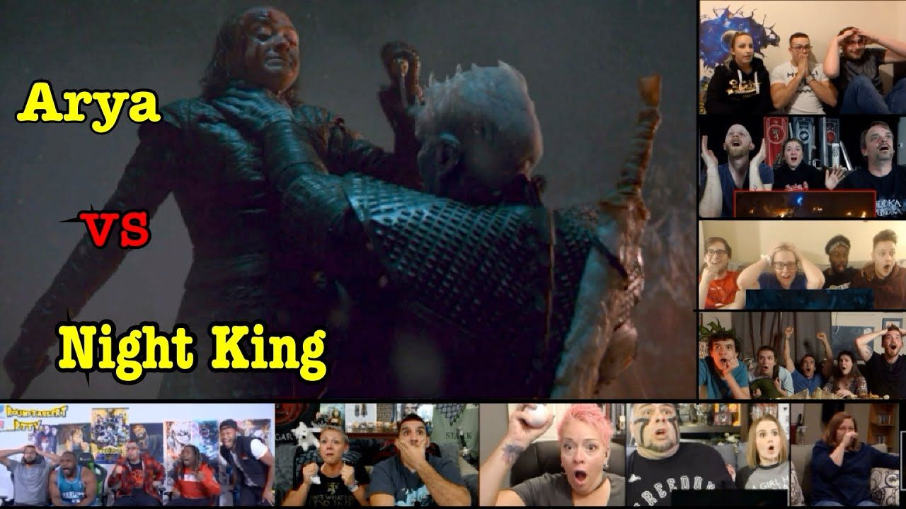 "Fans React to Game of Thrones Season 8 Episode 3 ""The Long"
