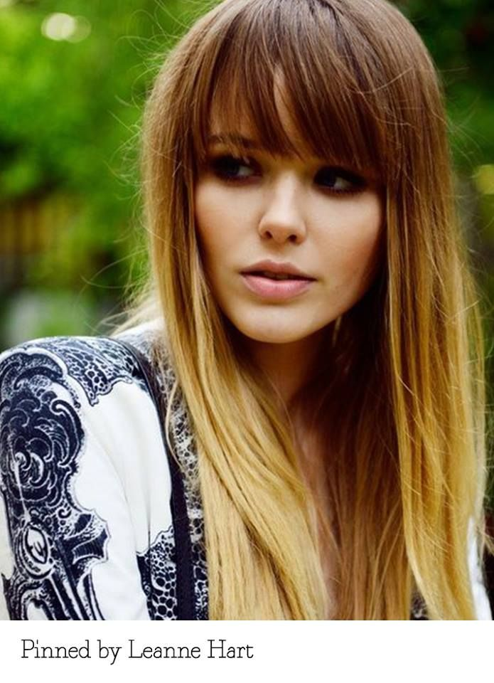 Bayalage Long Hair Styles Hair Styles Ombre Hair Blonde