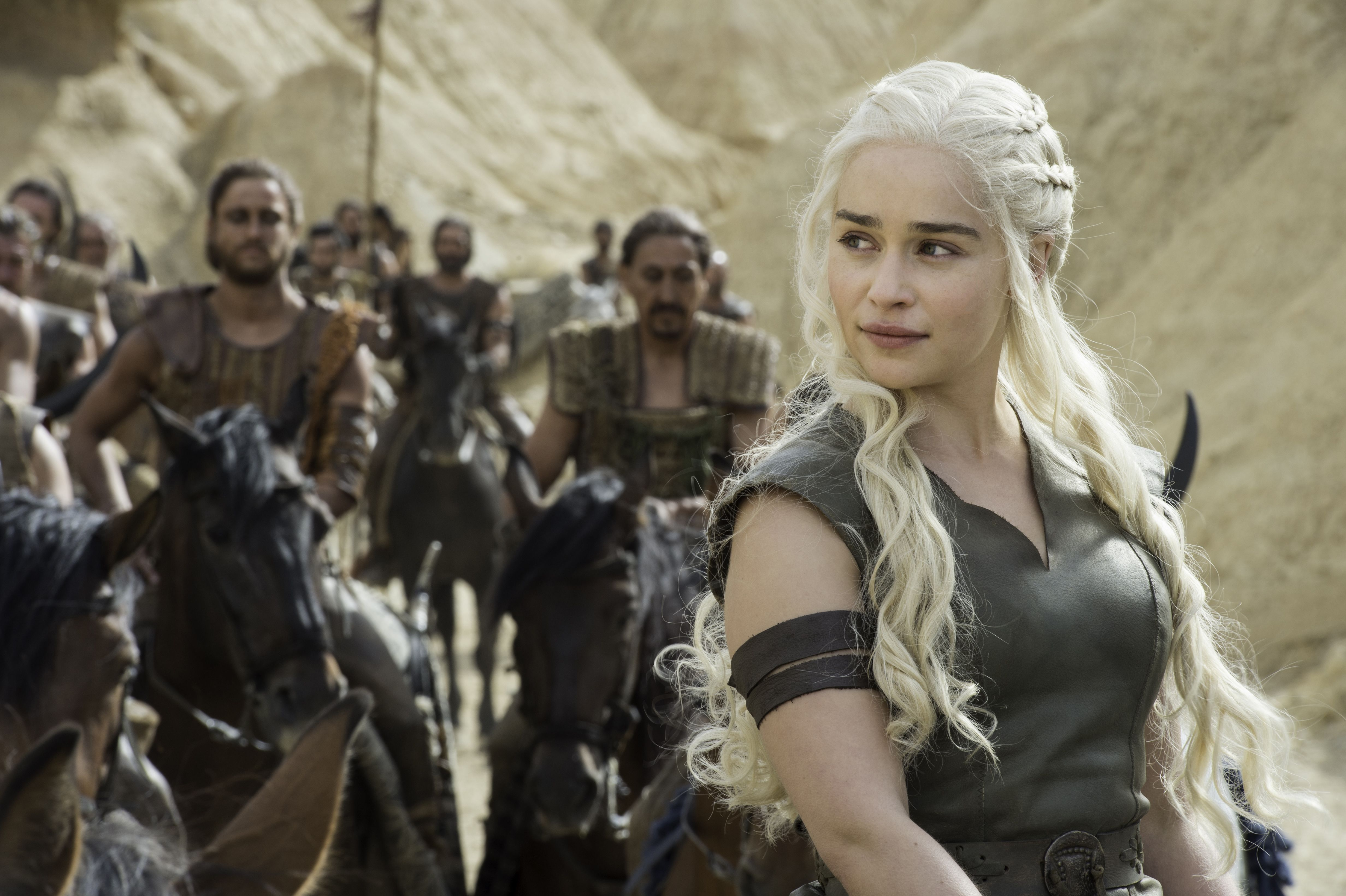 [TV] Baby Names Inspired by Game of Thrones Rising Since 2011