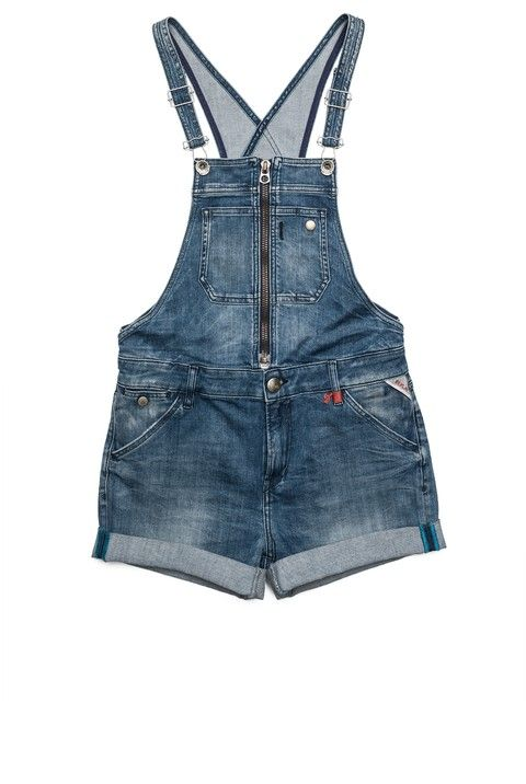42644c543 Women's denim overalls - Replay | jeans | Overol de mezclilla ...