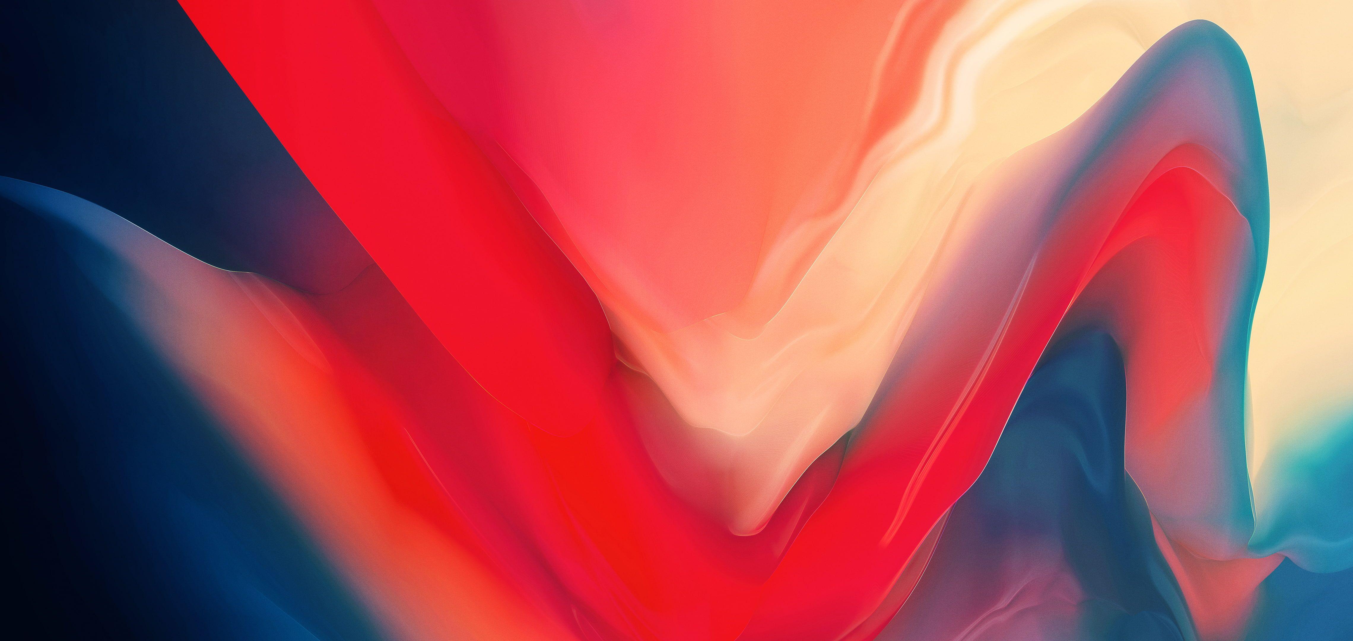 Colorful Gradients Oneplus 6 Stock 4k 4k Wallpaper Hdwallpaper Desktop Iphone Wallpaper Wallpaper Android Wallpaper