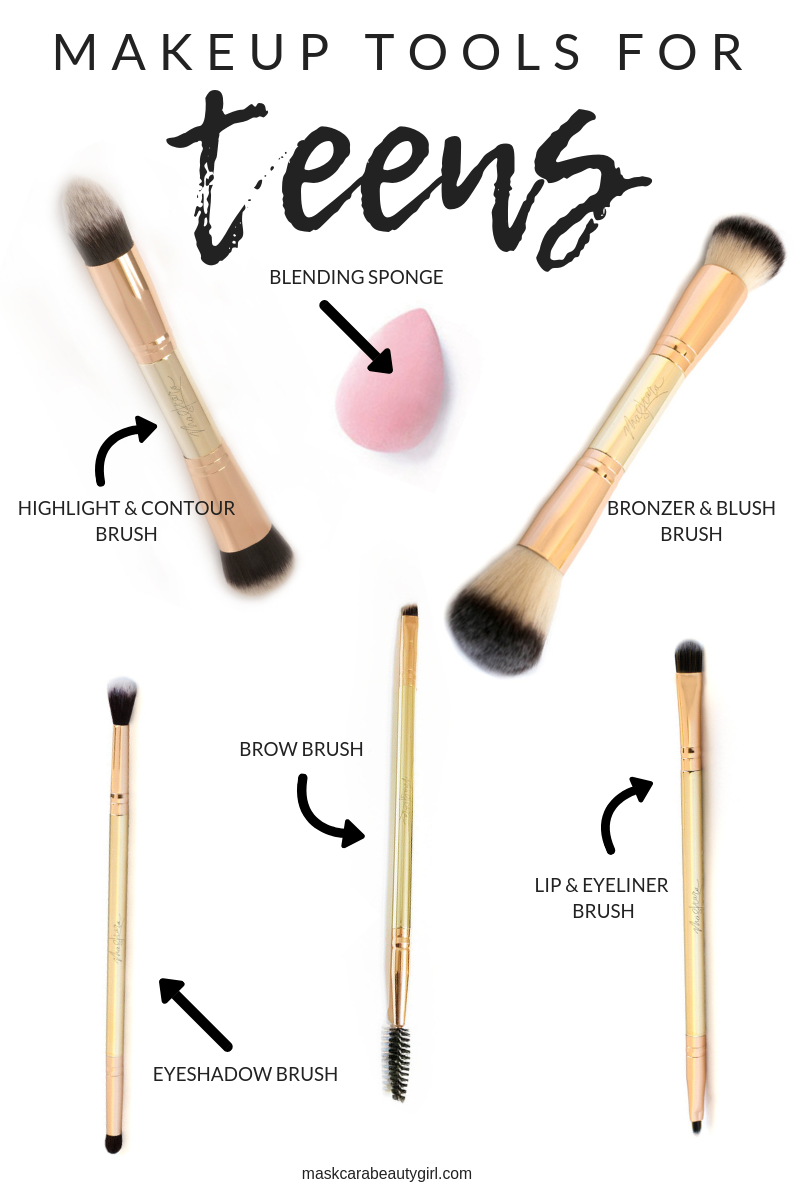 Photo of The Perfect Makeup for Teens – Maskcara Beauty Girl