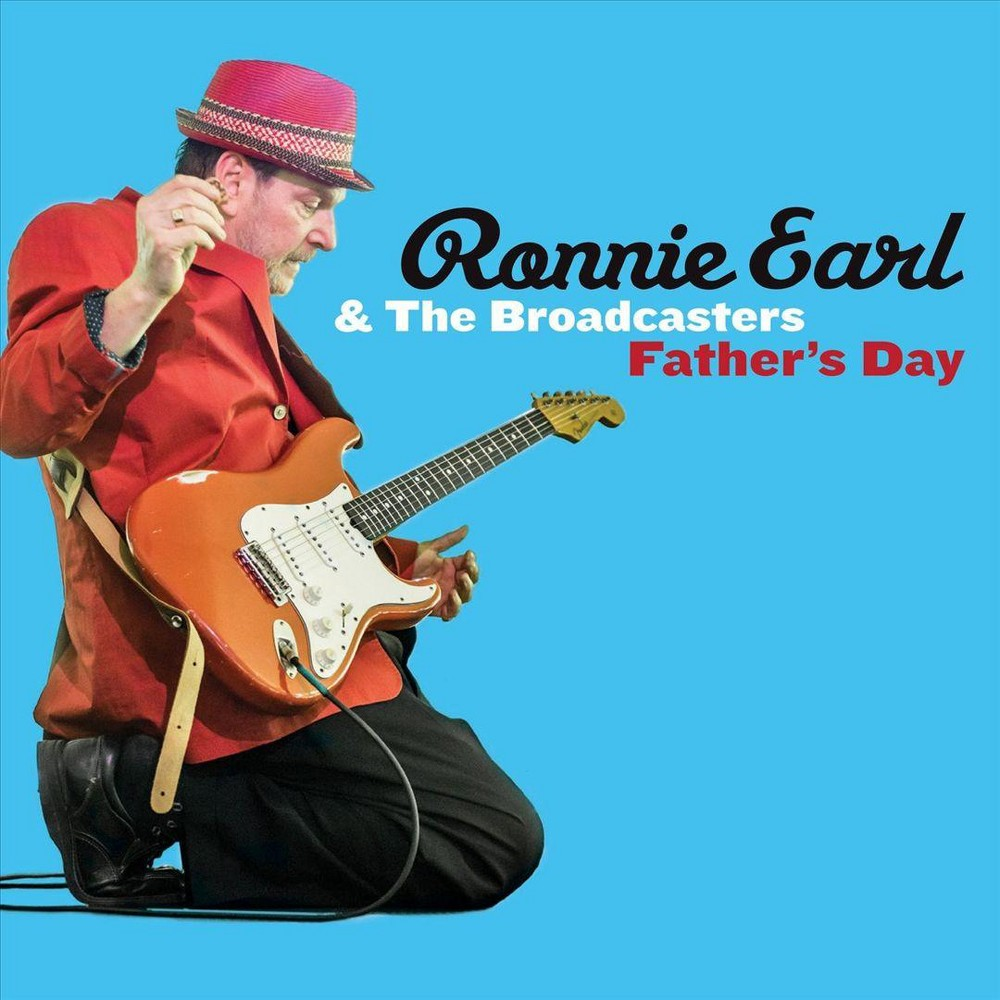 Ronnie & Broadcasters Earl - Father's Day (CD)