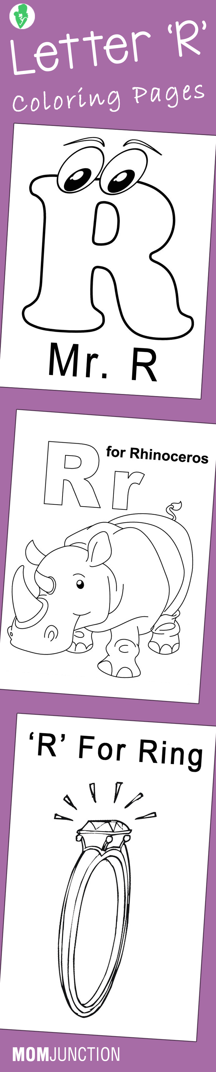 Letter r coloring pages for toddlers - Top 10 Free Printable Letter R Coloring Pages Online