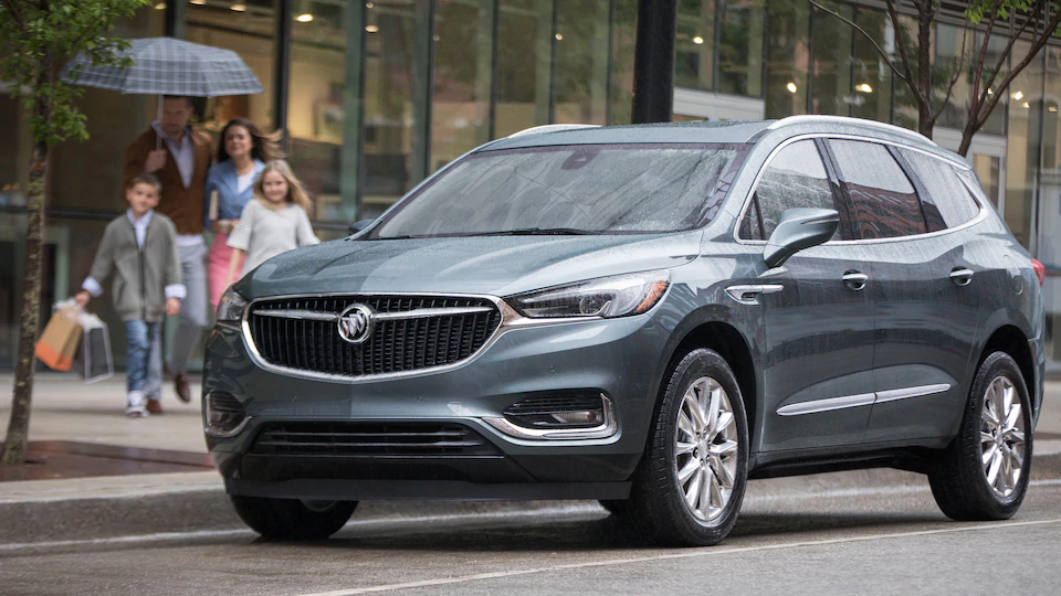 2019 Buick Enclave Mid Size Luxury Suv Model Details Luxury