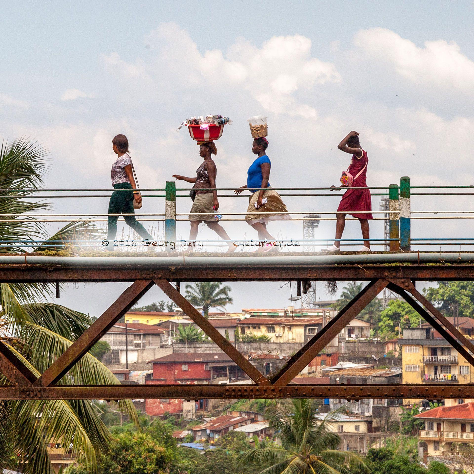 Wege Durch Afrika With Images Freetown Senegal Travel Sierra Leone
