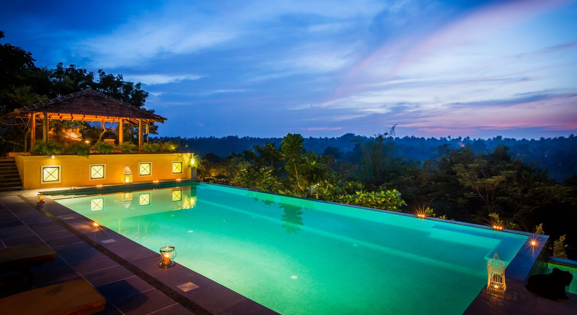 12 Luxurious Private Villas in Goa for the Group Luxury