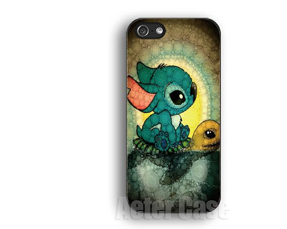 Stitch and Turtle new IPhone 5s caseIPhone 5c by artercase on Etsy, $9.99