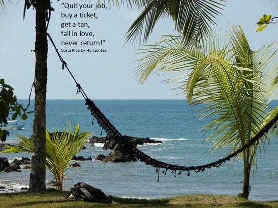 costa rica  hammock  relax quit your job     costa rica  hammock  relax   fall in love with      rh   pinterest