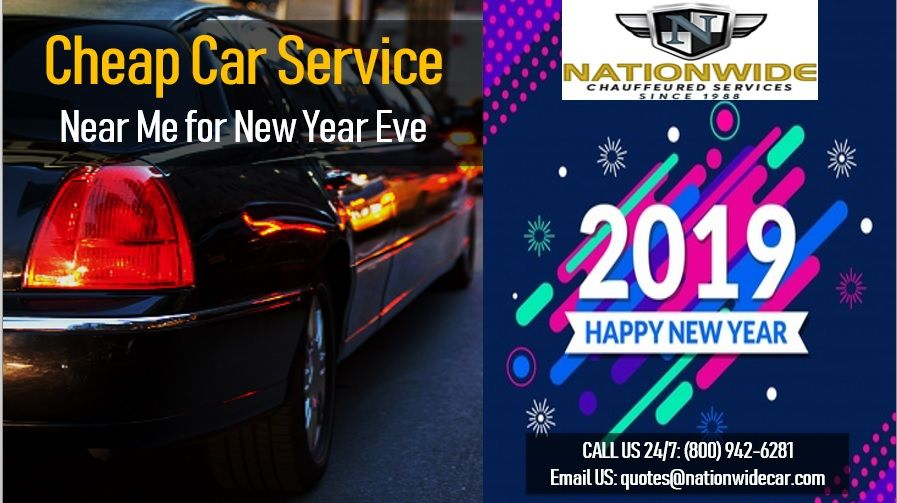 Cheap Car Service Near Me for New Year Eve | Party bus ...