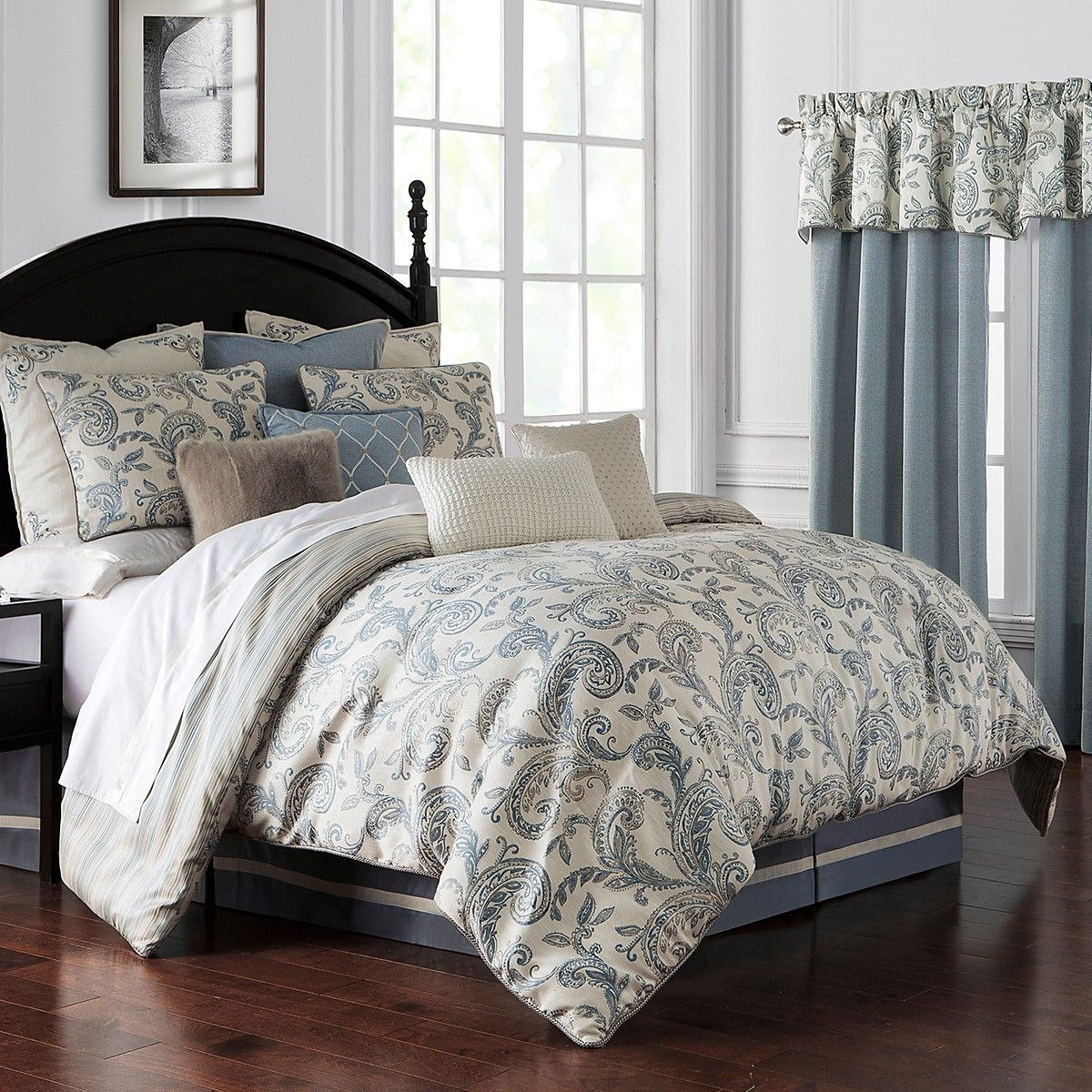 Farrah Comforter Sets (With images) Luxury bedding