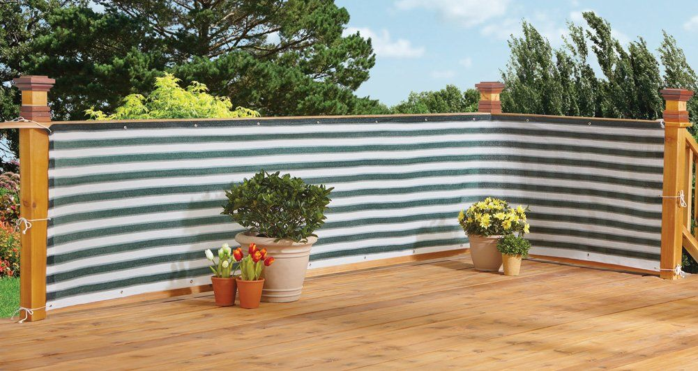 Amazon.com : Deck & Fence Privacy Netting Screen : Patio, Lawn & Garden - Amazon.com : Deck & Fence Privacy Netting Screen : Patio, Lawn