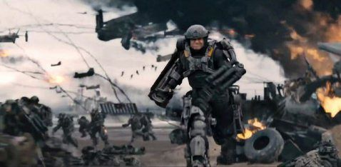 edge of tomorrow fight
