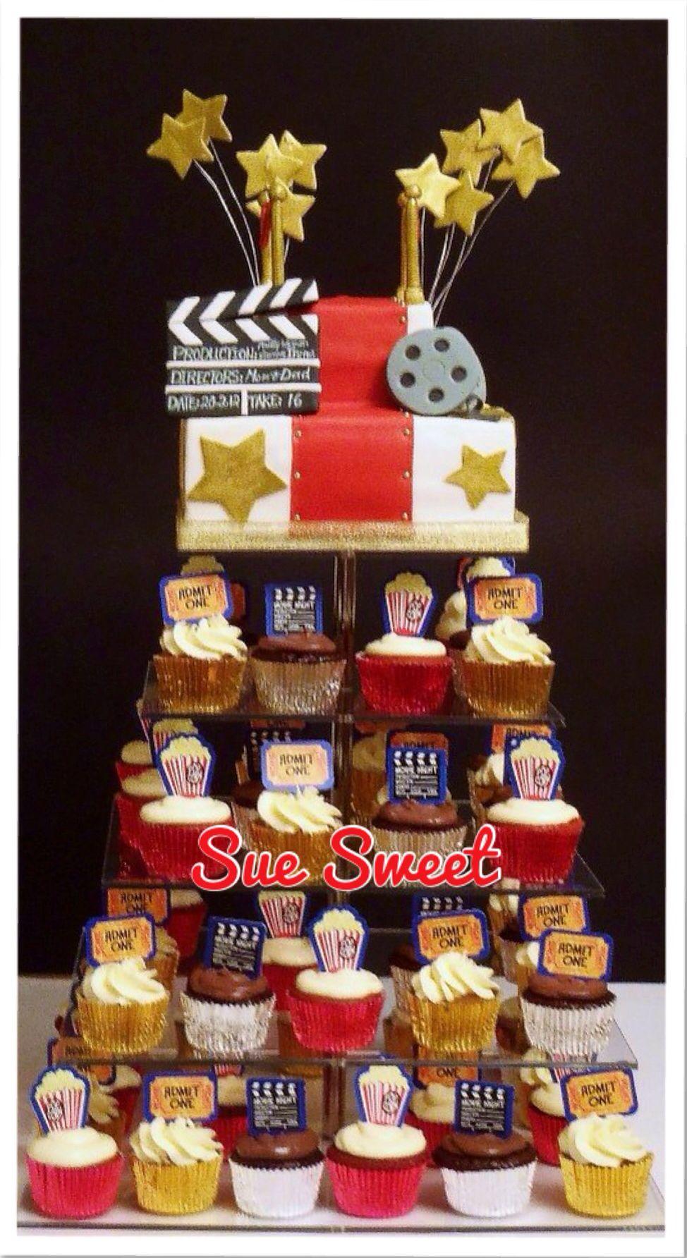 Hollywood cake hollywood cake cake sweet 16