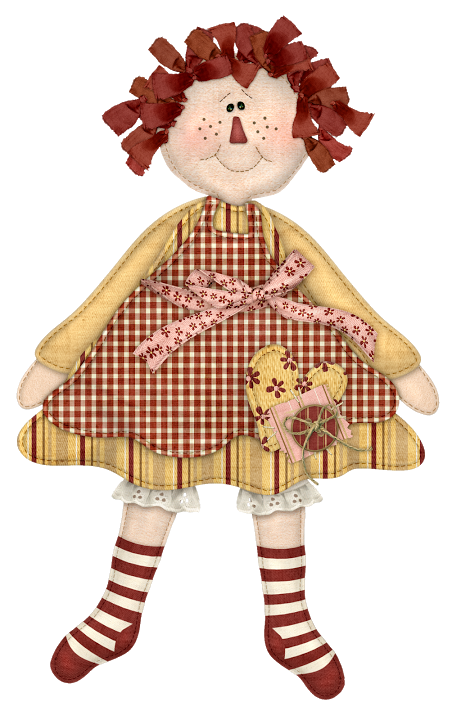 IMAGENES COUNTRY * RAGGEDY ANN