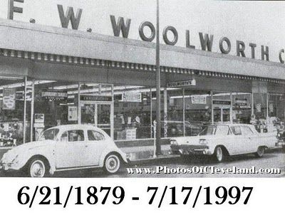 Woolworth 39 s general merchandise store started as a five Five and dime stores history