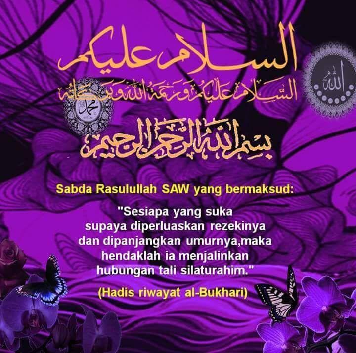 Salam Selamat Pagisemoga Kita Semuaperoleh Rezeki Yg