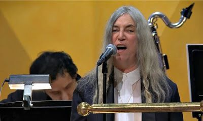 Famous Speech Friday: Patti Smith on the artist's journey #famousspeeches Famous Speech Friday: Patti Smith on the artist's journey #famousspeeches