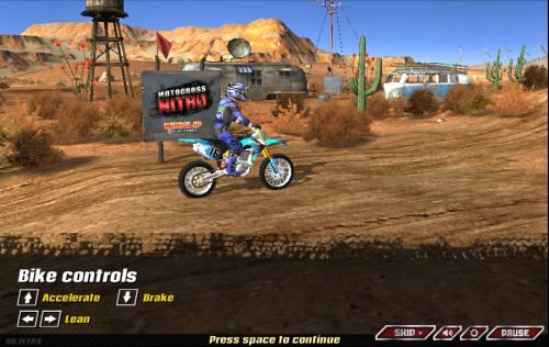 Motocross Nitro Dirt Bike Racing Motocross Dirt Bike Racing