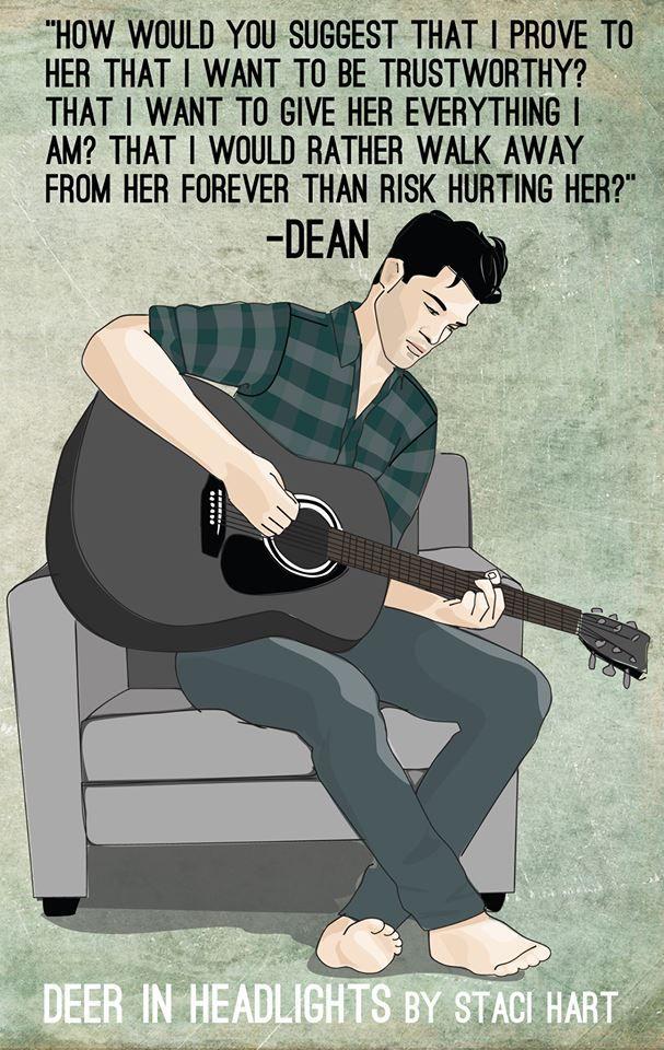 Dean from Deer in Headlights.