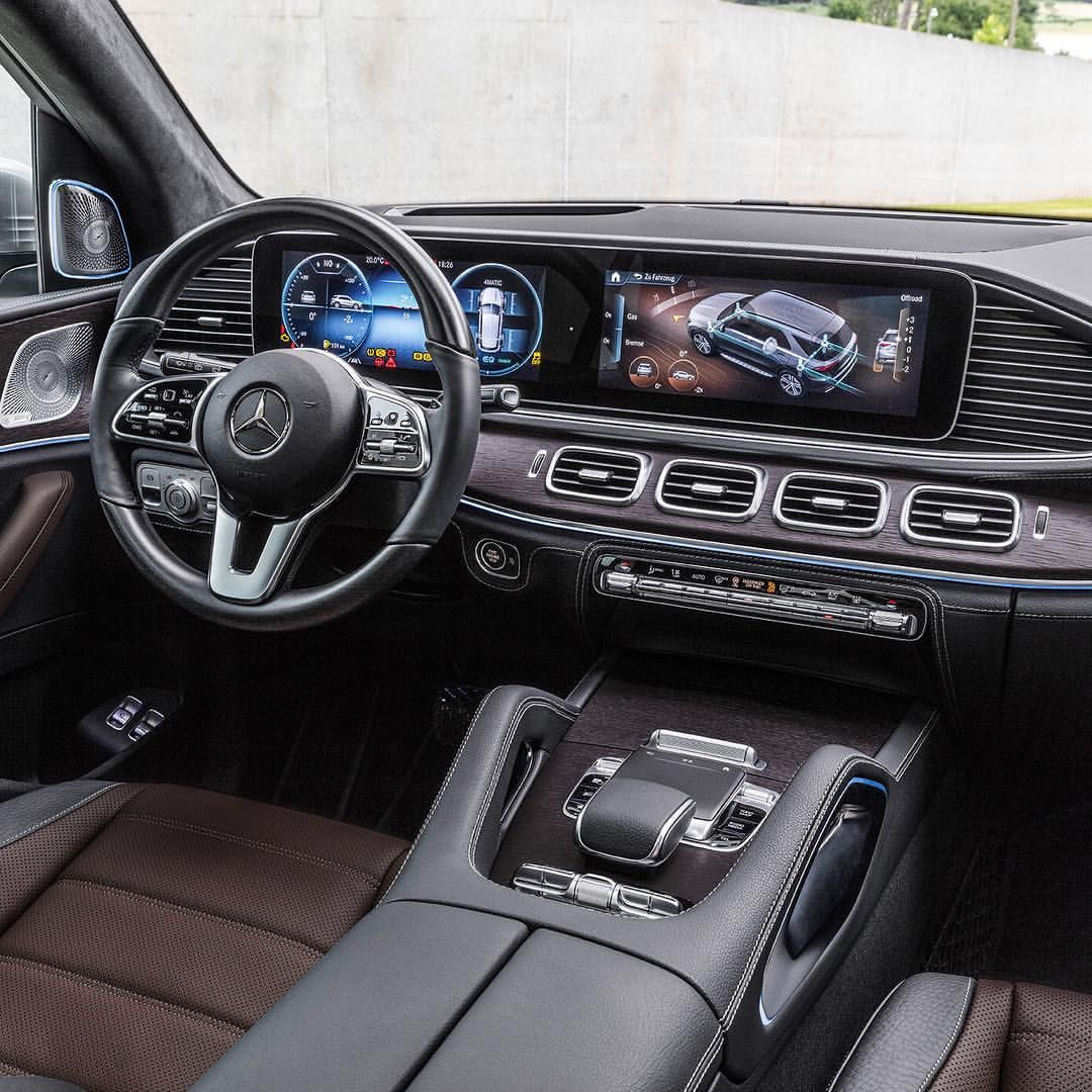 The New 2019 Mercedes Benz Gle Suv With Images Mercedes Benz