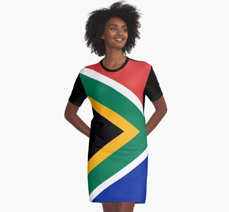#southafrica #southafricanflag #southafricandress