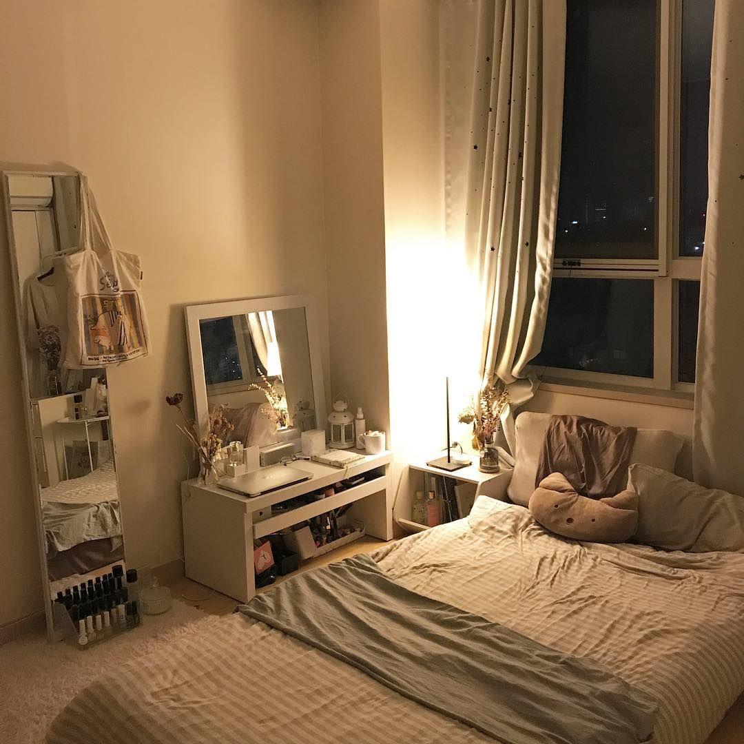 Small Room Bedroom Korean