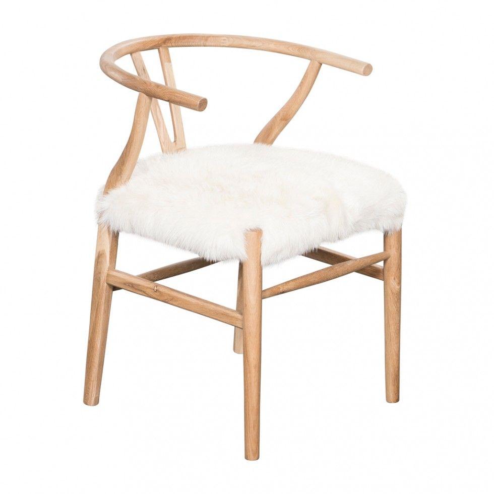 CRANE CHAIR WHITE FUR   HD Buttercup Online U2013 No Ordinary Furniture Store U2013  Los Angeles
